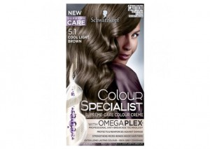 Schwarzkopf Colour Specialist - Cool Light Brown Review