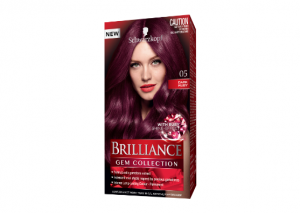 Schwarzkopf Brilliance Gem Collection - Dark Ruby Review