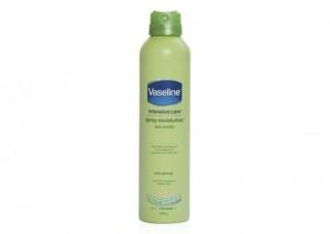Vaseline Intensive Care Spray Lotion - Aloe Review