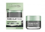 L'Oreal Paris Pure Clay Purifying Charcoal Mask Review