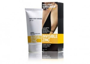 Invisible Zinc Face + Body Sunscreen Spf 30+