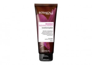 L'Oreal Paris Botanicals Fresh Care Colour Remedy Geranium Conditioner Review