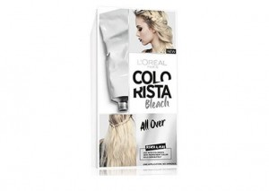 L'Oreal Paris Colorista Soft Bleach Review