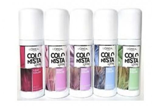 L'Oreal Paris Colorista 1 Day Spray Review