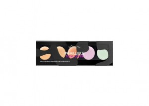 L'Oreal Paris Infallible Total Cover Concealer Palette Review