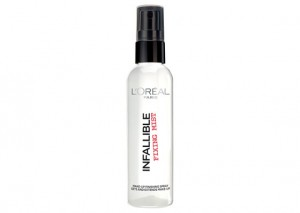 L'Oreal Paris Infallible Fixing Mist Review