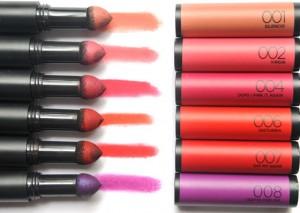 L'Oreal Paris Infallible Matte Lip Colour Review