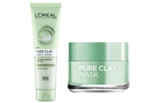L'Oréal Paris Pure Clay Purity Regime Review