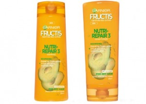 Garnier Fructis Nutri Repair 3 Shampoo and Conditioner Review