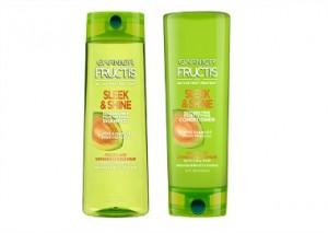 Garnier Fructis Sleek and Shine Shampoo and Conditioner Reviews