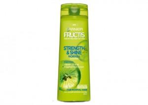 Garnier Fructis Strength and Shine Shampoo Review