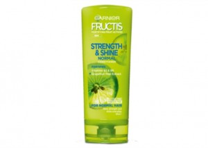 Garnier Fructis Strength and Shine Conditioner Review