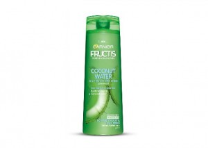 Garnier Fructis Coconut Water Shampoo Review