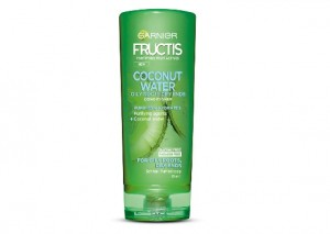 Garnier Fructis Coconut Water Conditioner Review