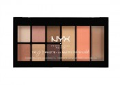NYX Professional Makeup Go-To-Palette Review