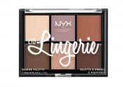 NYX Professional Makeup Lid Lingerie Shadow Palette Review