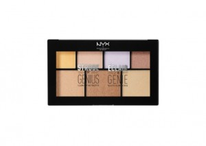 NYX Professional Makeup Strobe Of Genius Illuminating Palette Review