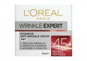 L'Oreal Paris Wrinkle Expert 45+ Reviews