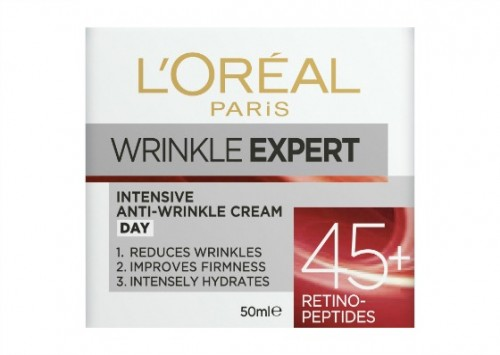 L'Oreal Paris Wrinkle Expert 45+ Reviews