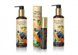 Mmm...That's Nice Sweet Orange and Clove Body Care Trio Review