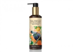 Mmm...That's Nice Sweet Orange and Clove Body Lotion Review