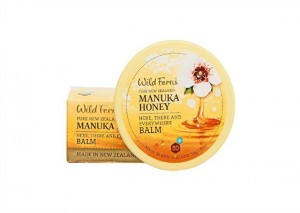 Wild Ferns Manuka Honey Here, There and Everywhere Balm Review