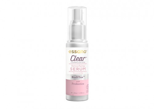 Essano Clear Complexion Certified Organic Detoxifying Serum Review