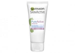 Garnier Pure Active Sensitive Moisturiser Review