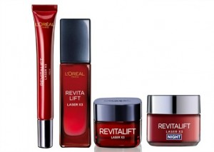 L'Oreal Paris Revitalift Laser x3  - Intensive Anti-Ageing Regime Review