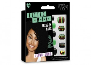 Little Mix Press-On Nails Leigh-Anne Review