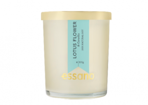 essano Lotus Flower & Camellia Candle Review