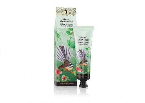 Mmm...That's Nice Feijoa and Ginger Hand Cream Review