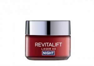 L'Oreal Revitalift Laser X3 Night Cream Review