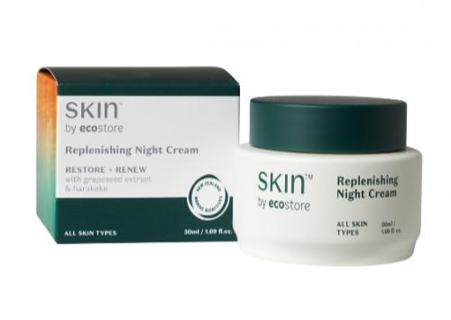 SKIN by ecostore Replenishing Night Cream Review