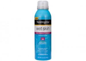 Neutrogena Wet Skin Sunscreen Spray 85+