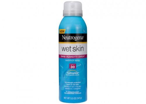 Neautrogena Wet Skin Sun Screen