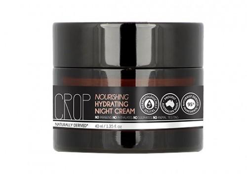 Crop Natural Night Cream Review