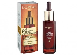 L'Oreal Paris Age Perfect Intense Nutrition Serum Review