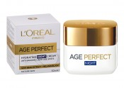 L'Oreal Paris AGE PERFECT NIGHT Cream Review