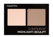 Collection Cosmetics Contour Kit Review
