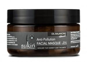 Sukin Oil Balancing Anti-Pollution Facial Masque Review