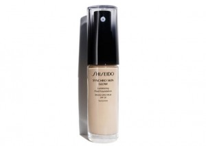 Shiseido Synchro Skin Luminizing Fluid Foundation Review
