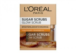 L'Oréal Paris Sugar Scrubs Glow Face Scrub Review