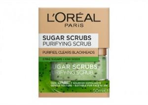L'Oréal Paris Sugar Scrubs Purifying Face Scrub Review