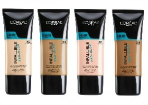 L'Oréal Paris Infallible Pro-Glow Foundation Review