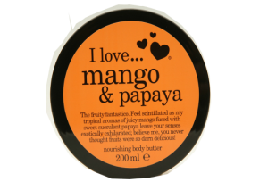 I love..Mango & Papaya Body Butter