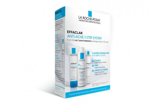 La Roche-Posay® Effaclar Anti-Acne 3 Step Reviews
