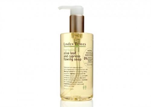 Linden Leaves Olive Leaf and Cypress Flowing Soap Reviews