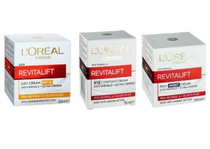 L'Oréal Paris Revitalift Regime Reviews