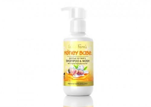 Honey Babe Shampoo & Wash Review